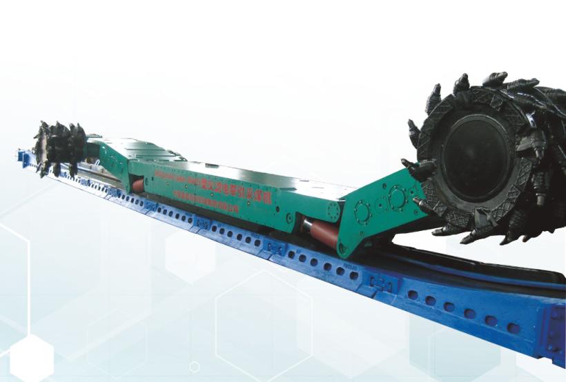 交流电牵引采煤机
